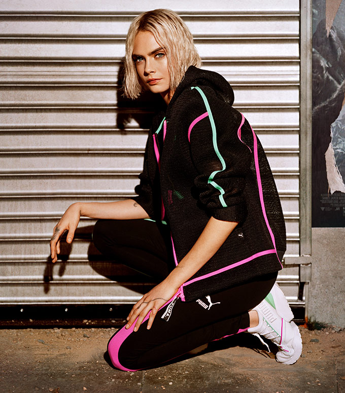 Muse Maia Street - Cara Delevingne