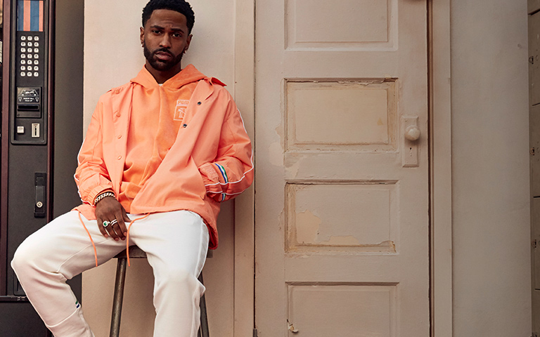 Puma x Big Sean Coming Soon
